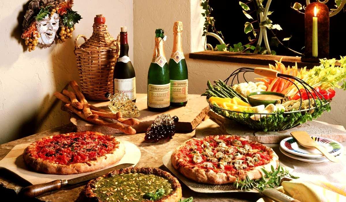 Национальные блюда италии рецепты и фото