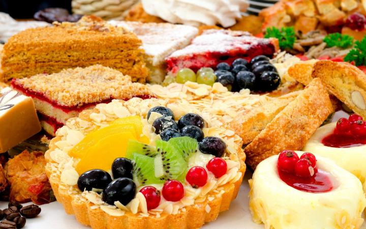 Десерты из теста
